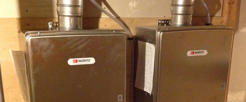 Tankless Water Heater, Camas WA