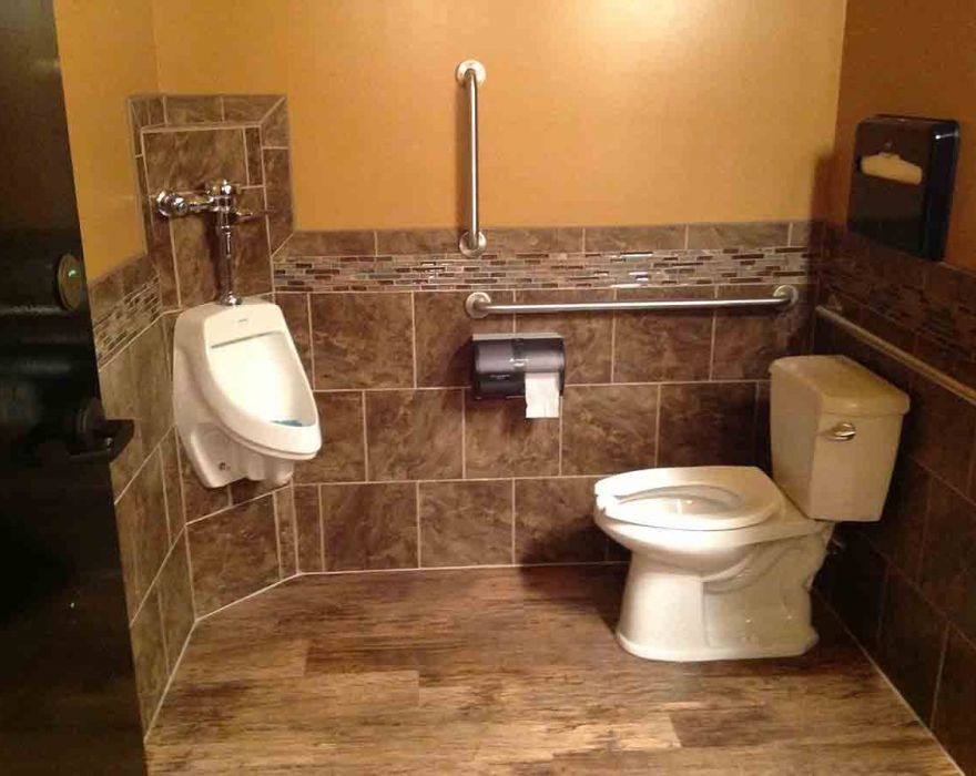 Commercial Bathroom, Camas WA